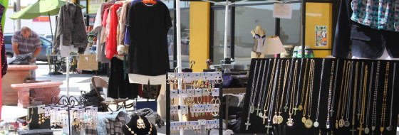 Handmade Jewelry at Plaza Del Valle
