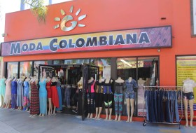 Moda Columbiana